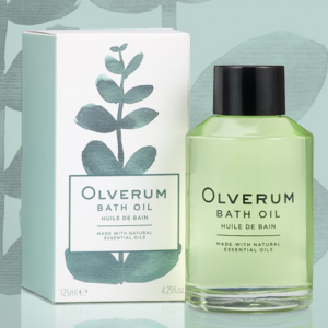 Olverum Bath Oil 1