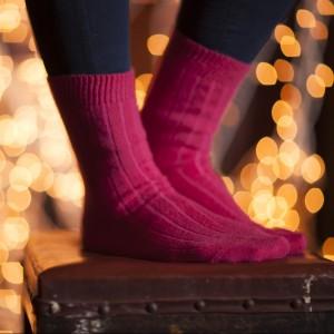 Pantherella cashmere socks