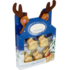 lindt reindeer antlers