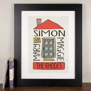 personalised-family-house-print getting personal-_a