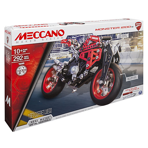 meccano ducati monster