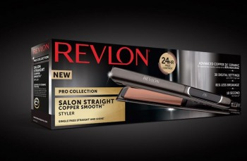 revlon salon straight copper smooth